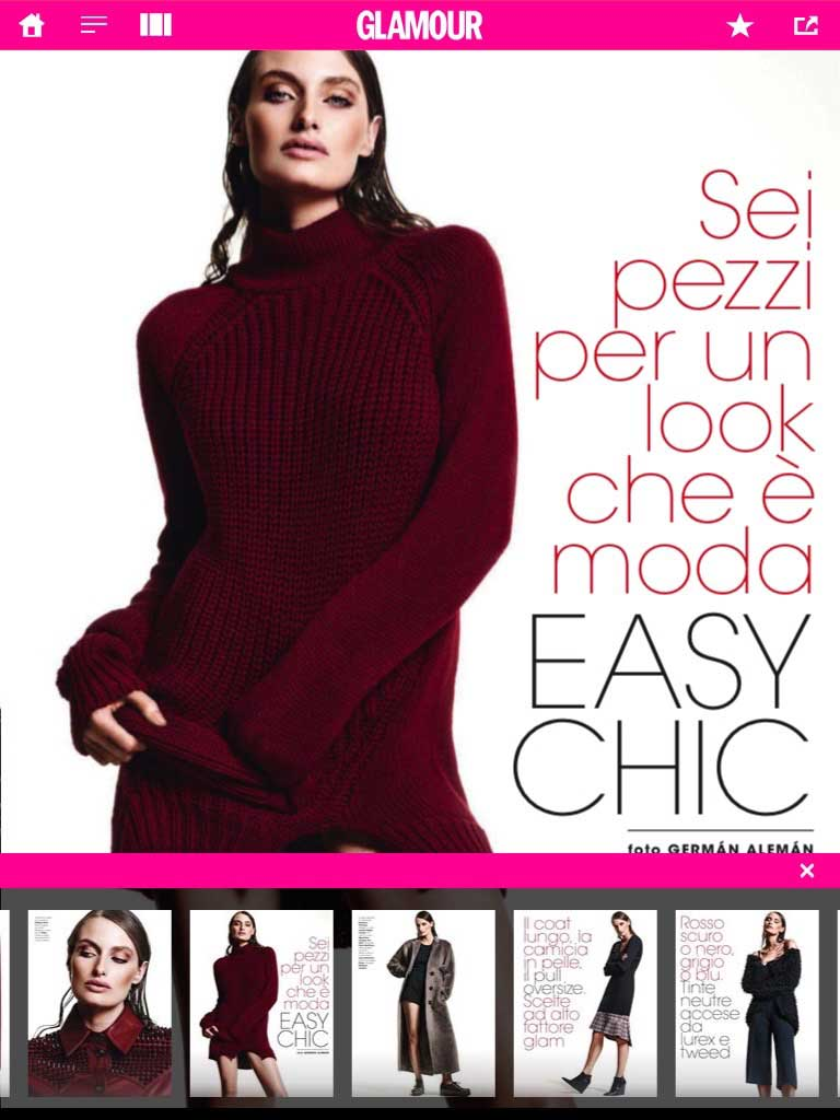 Glamor Mag Italy