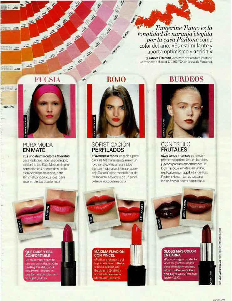 Cosmopolitan Beauty Magazine