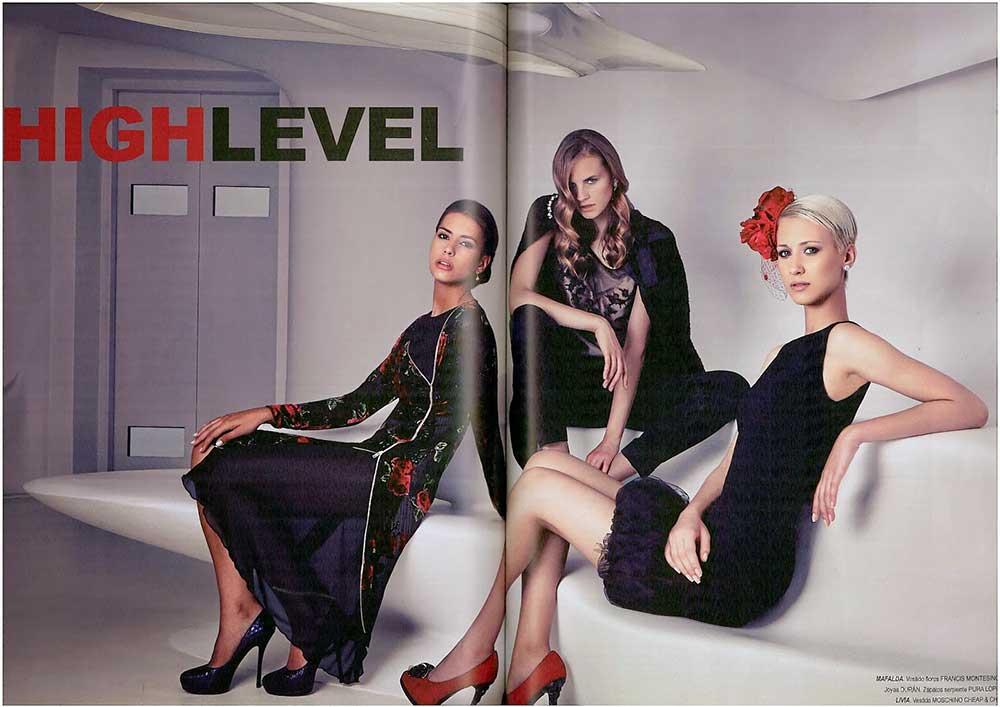 Editorial Spain Vangard Mag