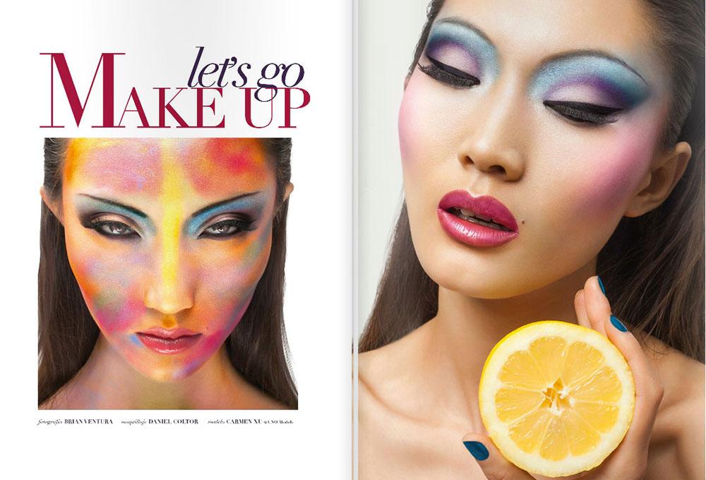 Let Go Makeup